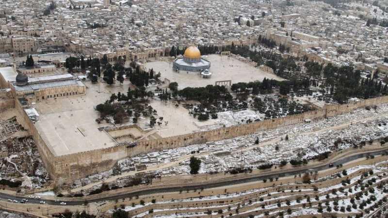 vue Jérusalem
